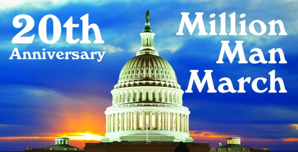 20th Anniversary Million Man March, October 10, 2015