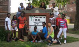Common Place Volunteer Orientation and Training Workshop, September 30, 2015