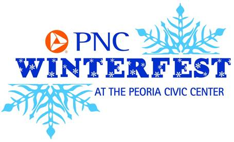 Peoria's Newest Holiday Tradition!  PNC Winterfest at the Peoria Civic Center
