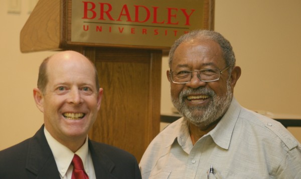 The NAACP and the Civil Rights Movement in Midwestern Cities – Lecture by Dr. James Ralph  By D. Rena'Chaney