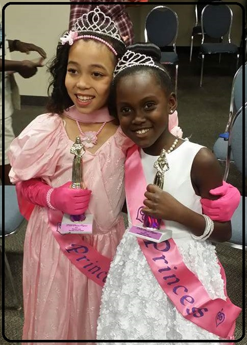 THE KING'S DAUGHTERS ANNUAL PRINCESSPAGEANT