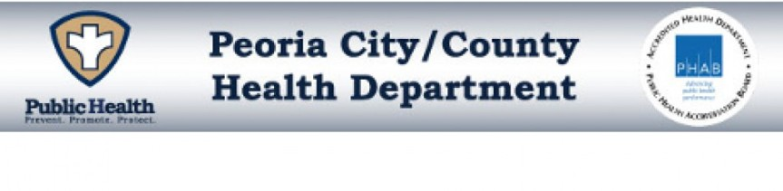 Back to School Dental and Immunization Clinics In July By Peoria City/County HealthDepartment