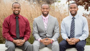 Focused, Determined and Inspired to Do Above Average Peoria Triplets Graduate College
