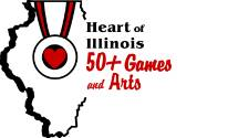 Register NOW for the 2016 Heart of Illinois 50+ Games and Arts – May11-15!