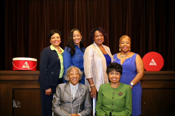 Sisterhood and Legends Luncheon –  A Celebration of Love and Recognition By Dr. Francesca A.Armmer