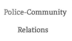 KEEPING THE PEACE –  Advisory Committee on Police CommunityRelations