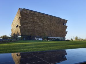 """Building the National Museum of African American History and Culture"" – October 13, 2016 – A lecture by  John W. Franklin, Senior Manager, Office of External Affairs"