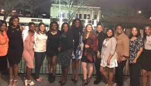 "Gordon-Booth Connects High School Girls to Mentorship, Service Opportunities through ""Annie's Girls"""