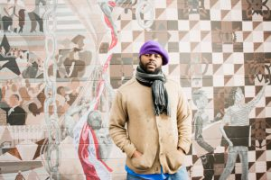 """""""Creativity Uncorked""""  Celebrating our Peoria Native: R. Rashad Reed  By FrancescaArmmer"""