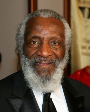 "Passing the Torch…Rest Well Richard ""Dick"" Gregory  By Cassiette West-Williams"