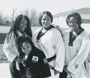 Meet the Tae Kwon Do Queen of Peoria – Master TaNiqua N. Groves
