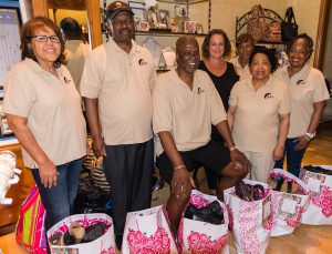 Concerned African American Retirees Partner with Brighton to DeliverSoles4Souls