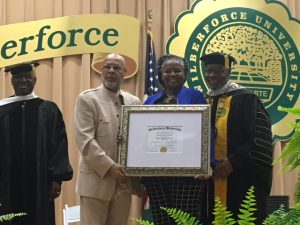Charles Young Wilberforce University