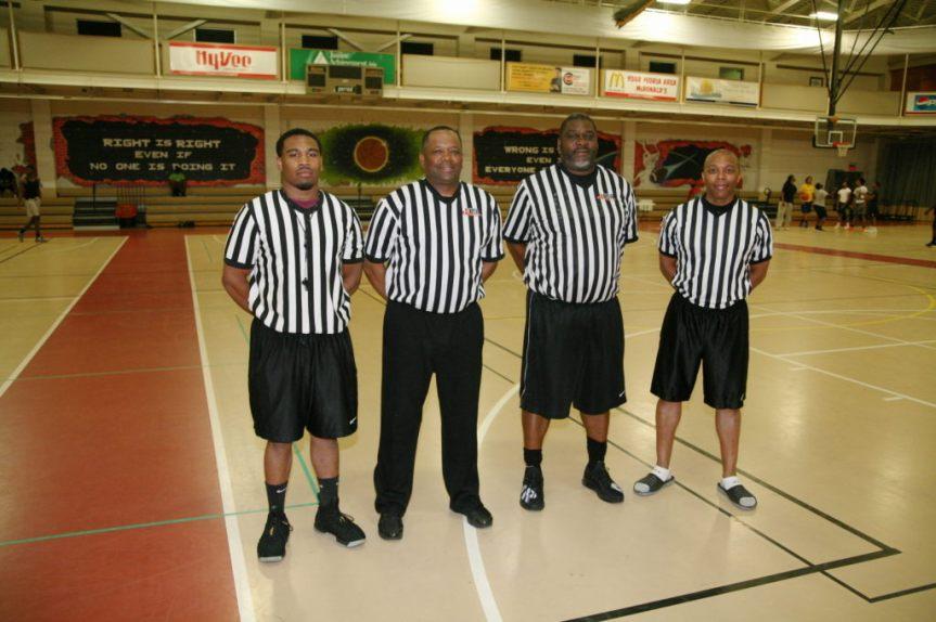 2018 Peoria Moonlight Basketball League Finals  Thursday night June 26 at Peoria Park District's RiverPlex Recreation & WellnessCenter