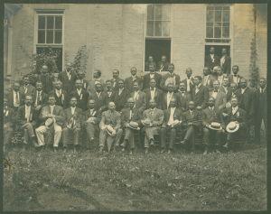 300-Niagara Delegates 1906