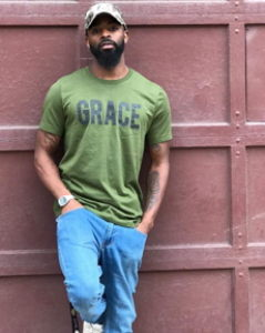 A Man after God's Own Heart: an Interview with Anthony RushJr.