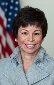 Valerie Jarrett  Official White House Photo by Joyce N Boghosian