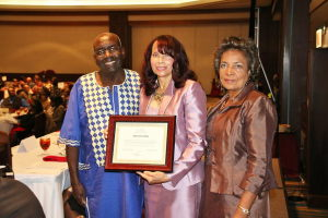 """200 Years of African American Progress in Illinois, Elise F. Allen among those honored at """"Honoring Our Heritage""""Gala"""