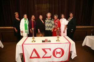"Delta Sigma Theta Sorority, Inc. Peoria Alumnae Chapter Celebrates a ""Heritage of Love"" By Dr. Francesca A. Armmer"