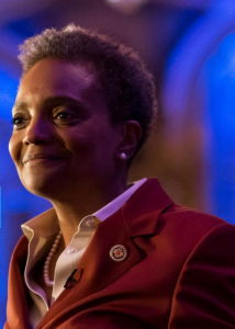 Channeling Efforts to Cut Crime in Chicago — Mayor-elect Lori Lightfoot's #1 Goal By Cassiette West-Williams