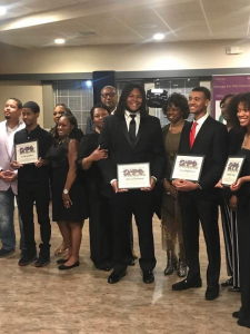 Eight Peoria Area Students Awarded College Scholarships at 41st Annual Omega Scholarship Ball