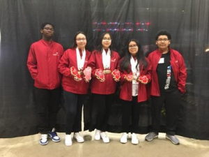 Carver Center's SkillsUSA Middle School Students Win BIG in State Competitions