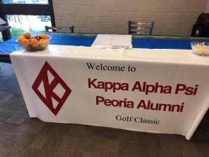 Over $1200 raised to support Kappa Alpha Psi scholarshipfund.