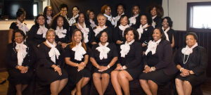 """The Ladies of Alpha Kappa Alpha Sorority, Inc., Nu Pi Omega Chapter will present """"A Tribute to the Arts: A Gospel Musical"""" on September 13,2019"""
