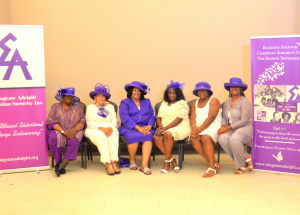 ELO SISTERS RAISED THE ROOF IN THEIR 32ND ANNUAL SUMMIT