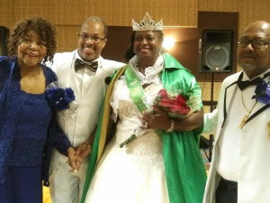 Mary Washington Thomas Crowned Ms. Illinois/Wisconsin State Association Queen