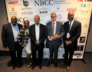 National Black Chamber of Commerce Recognizes Illinois American Water with Inclusion and Diversity Award
