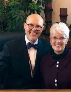 State Senator David Koehler and Nora Sullivan 2019 Love in Action Honorees September 5,2019
