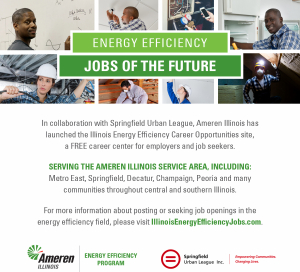 Springfield Urban League Energy Efficiency Career Opportunities Resource By Marcus Johnson, MPH – Quality Assurance Research & Reporting Officer, Springfield Urban League